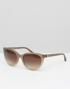 Солнцезащитные очки Emporio Armani - Бежевый