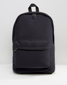 Темно-синий рюкзак ASOS - Темно-синий