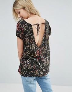 Блузка с принтом Blend She Bella - Мульти