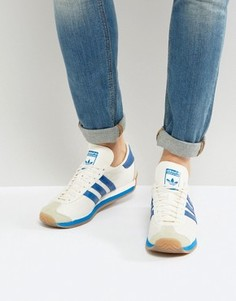 Кроссовки adidas Original Country OG - Белый