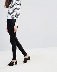 Черные джинсы скинни ADPT - Черный