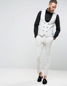 Супероблегающие брюки Noose & Monkey - Серый