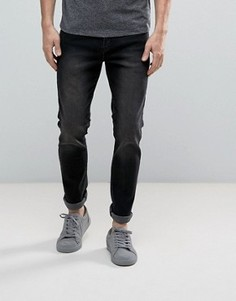 Черные джинсы скинни Systvm - Черный