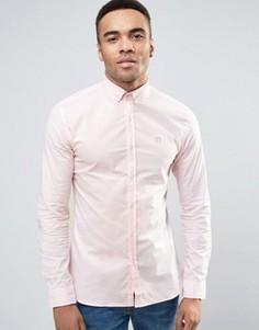 Розовая рубашка скинни 11 Degrees - Розовый
