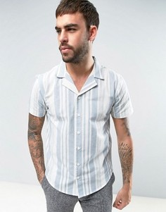 Рубашка с отложным воротником Another Influence - Мульти