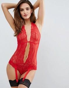 Боди Ann Summers Codelia - Красный