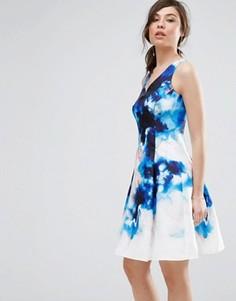 Платье с принтом Coast Atrani - Мульти
