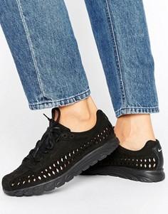 Кроссовки Nike Mayfly - Черный