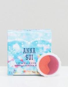 Блестящая губная помада и иллюминайзер ограниченной серии Anna Sui - Оранжевого и фиолетового цвета - Мульти