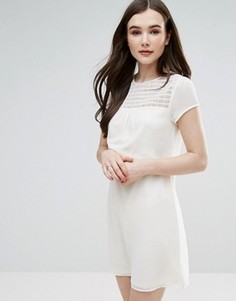 Кружевное платье Pussycat London - Белый