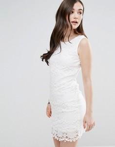 Платье Pussycat London - Белый