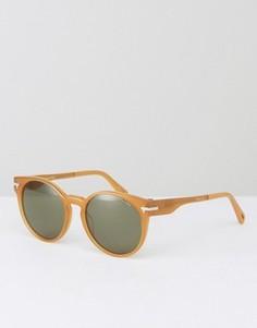 Круглые солнцезащитные очки G-Star - Желтый