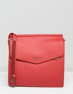 Большая сумка через плечо Fiorelli Mia - Красный