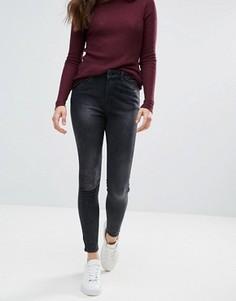 Укороченные узкие джинсы Only Studio - Серый