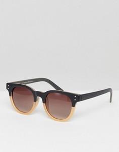 Круглые солнцезащитные очки Vero Moda - Мульти