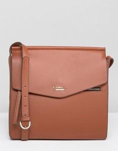 Большая сумка через плечо Fiorelli Mia - Рыжий