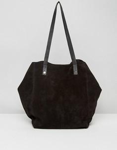 33c7bf6403c3 Женские кожаные сумки замшевые – купить в Lookbuck