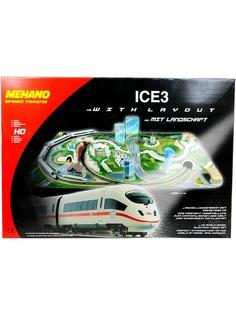 Железные дороги MEHANO