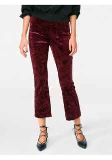Бархатные брюки Rick Cardona