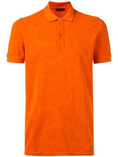 классическая рубашка-поло Etro