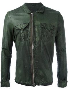 куртка с нагрудными карманами Giorgio Brato