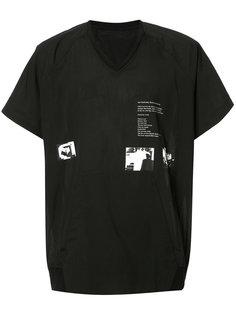 kangaroo pocket T-shirt Julius