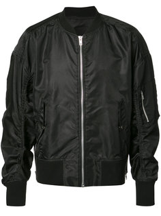 куртка-бомбер на молнии Bmuet(Te)