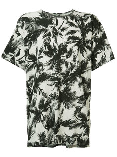 palm tree T-shirt  Attachment