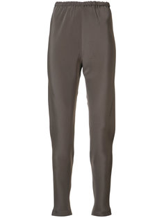 slim-fit trousers Peter Cohen