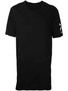 удлиненная футболка X 11 By Boris Bidjan Saberi