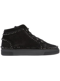 studded hi-top sneakers  Louis Leeman