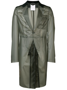 куртка в стиле фрака Comme Des Garçons Homme Plus