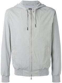 zip hooded jacket  Eleventy