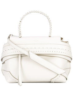fold-over closure tote Tods Tod`S