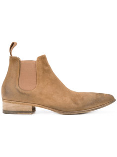 ботинки-челси с заостренным носом Marsèll