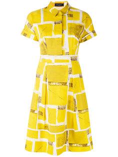 платье-рубашка Robe  Piazza Sempione