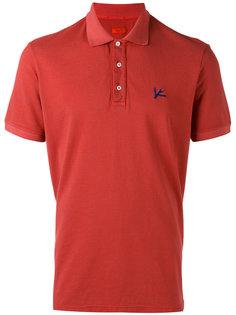 классическая футболка-поло Isaia