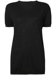 блуза с короткими рукавами Uma Wang