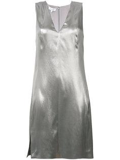 платье с эффектом металлик Mercury Narciso Rodriguez