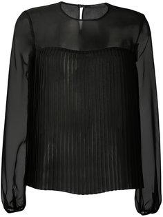 прозрачная блузка Ferro  Max Mara