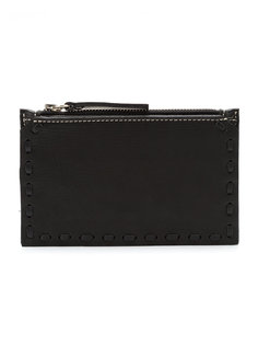 leather clutch Uma   Raquel Davidowicz