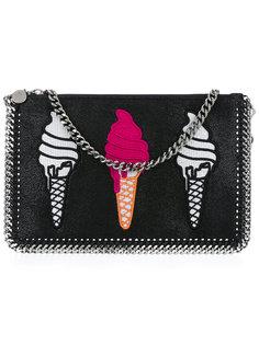 клатч Falabella с изображением мороженых Stella McCartney