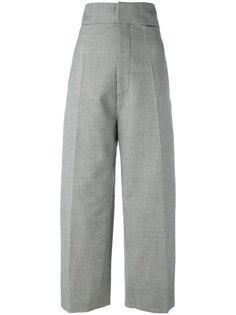 классические брюки с завышенной талией Jacquemus