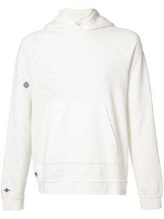 Splatter hoodie John Elliott