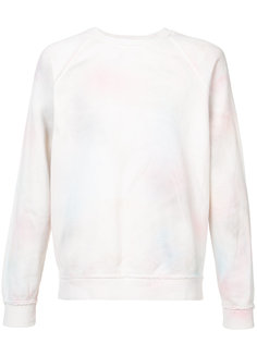 oversized raglan crewneck sweatshirt John Elliott