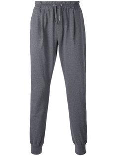 спортивные брюки с присборенными манжетами Eleventy