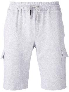 спортивные шорты с эластичным поясом Eleventy