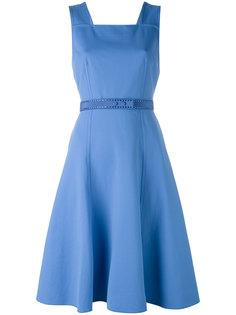 платье с расклешенной юбкой Blumarine
