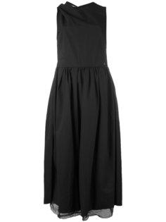 платье с разрезом сзади Nostra Santissima