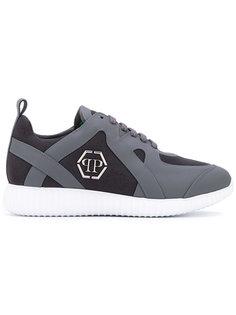 кроссовки с тисненым логотипом Philipp Plein
